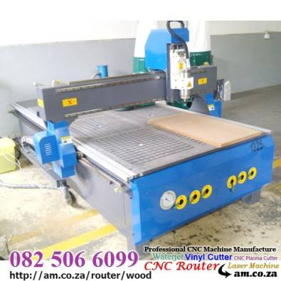 Easy to Use and Versatile 3kW CNC Wood Router for
