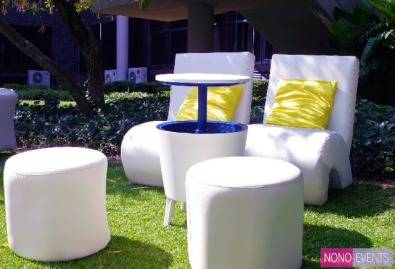 Outdoor Furniture Available For Hire Johannesburg