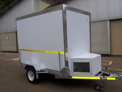 mobile rooms