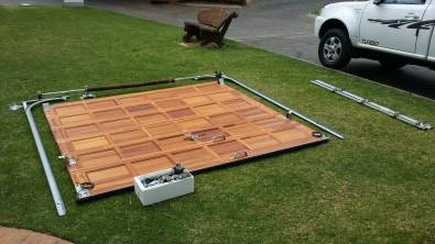 Garage Door For Sale Immaculate Condition East Rand