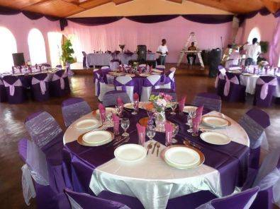 Catering Deco Amp Hire Traditional Weston Wedding
