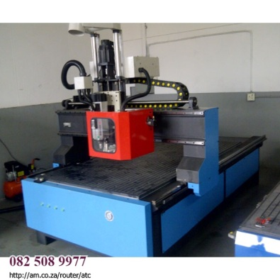 CNC Routering Machine w.Drum Style ATC 8Tool,NEW!,
