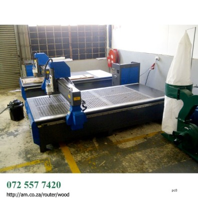 Very Friendly to Use and Versatile 4.5kW CNC Wood
