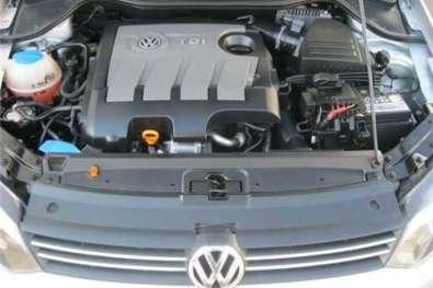 VW Polo Sedan 1.6 TDI Comfortline