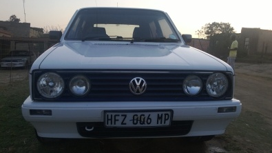white Citi Golf image