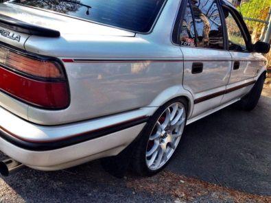 1992 Toyota Corolla Twincam Gli For Sale Toyota