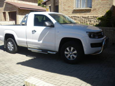 2012 volkswagen amarok 90 kw trendline single cab. Black Bedroom Furniture Sets. Home Design Ideas