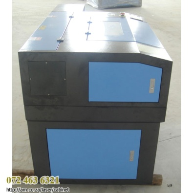 Next Generation CO2 CNC Cabinet 60W Laser Cutting