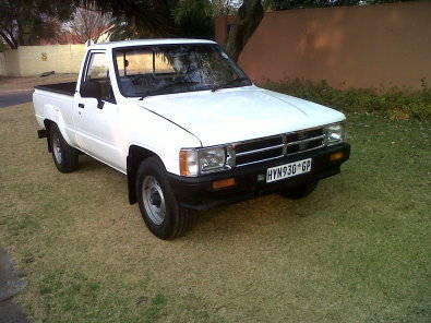 toyota bakkie 2 4 d other toyota junk mail classifieds
