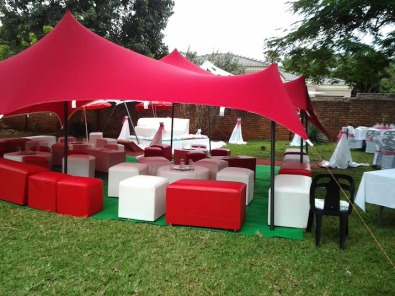 STRETCH TENT HIRE AND DECOR