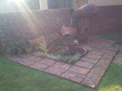 Pretoria water features and rock art gauteng garden for Landscaping rocks for sale in pretoria