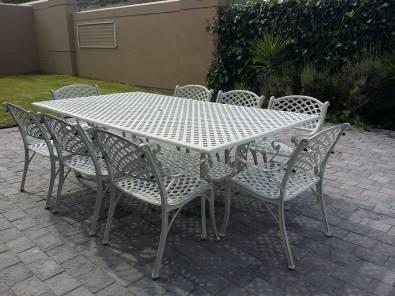 Aluminium Garden Patio Outdoor Furniture Randburg
