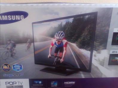 Samsung 51inch Plasma TV