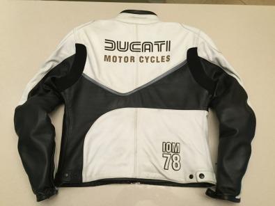 dainese ducati iom78 leather jacket - limited | pretoria east