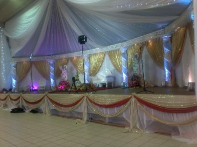 Wedding Decor And Draping Course 2015 Opens Central Catering