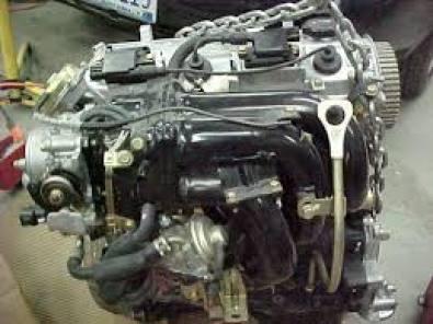 mitsubishi colt 2 4i complete engine 4g64 for sale south