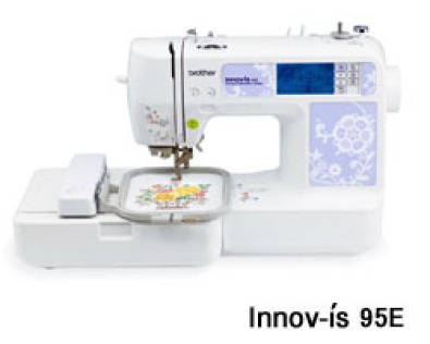 Brother 95E Embroidery Machine