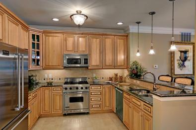 Affordable kitchen unit and build in cupboards kitchen for Building kitchen cabinets in place
