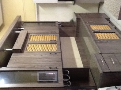 Fully installed kitchen units johannesburg other for Kitchen units gauteng