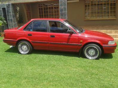 1995 toyota corolla 1 6i for sale mossel bay toyota 34289511 junk mail classifieds. Black Bedroom Furniture Sets. Home Design Ideas