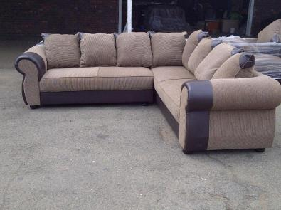 Modern l shaped and corner couches for sale lounge for Affordable bedroom furniture in johannesburg