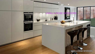 Beautiful high gloss kitchens boksburg kitchen for Kitchen designs boksburg