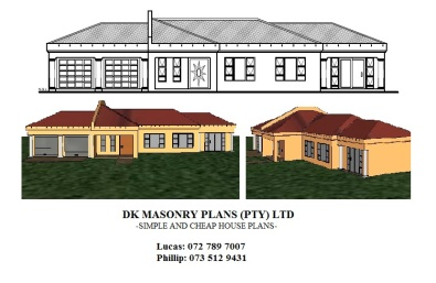 House Plans Pretoria City Building And Renovation Services