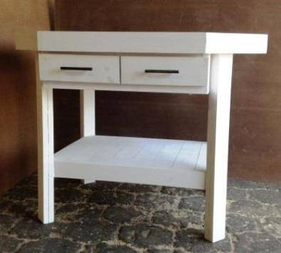 Kitchen island farmhouse series 1170 octangular with for Kitchen island gauteng