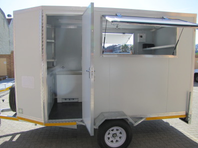 Mobile Kitchen Trailer For Sale Roodepoort Trailers 36344583 Junk Mail Classifieds