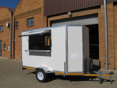 Mobile Kitchen Trailer For Sale Roodepoort