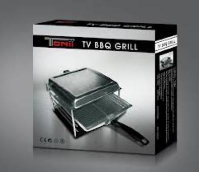 TONII TV BBQ GRILL R399.99  each