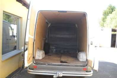 Mercedes Benz Sprinter 308 CDI FREIGHT CARRIER PAN