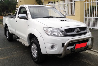 2010 Toyota Hilux 3.0 D4D LWB - Finance Available