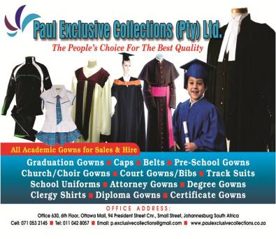 Graduationgowns,courtgowns,churchgowns | Central | Other Business ...