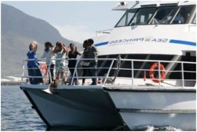 Wedding Boat Venue Cruises Cape Town