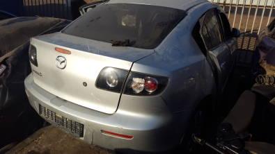 Mazda 3 1.6 Sedan 2007