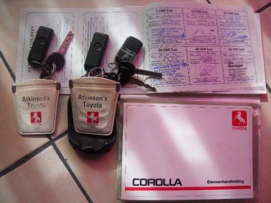 Toyota corolla twincam for sale in durban