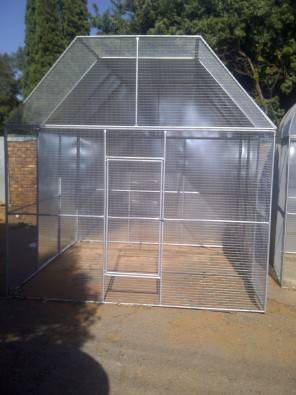 Suspended Cages For Sale Ringneck Breeding Cages