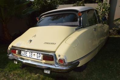 1975 citroen pallas ds 23 randburg classic cars junk. Black Bedroom Furniture Sets. Home Design Ideas