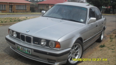 bmw m5 e34 model for sale west rand bmw junk mail classifieds 37306533. Black Bedroom Furniture Sets. Home Design Ideas