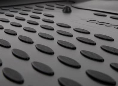 Volkswagen Touareg TPE Boot Liner / Boot Mat