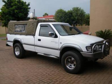 Safari vehicles for sale in pretoria
