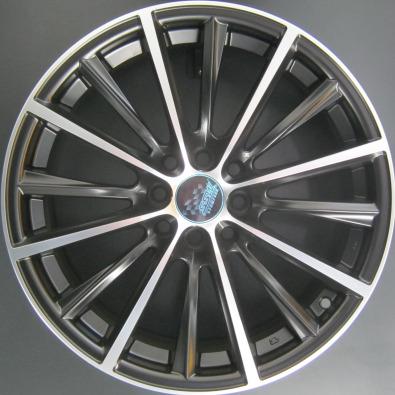 17 Inch Mag Wheels