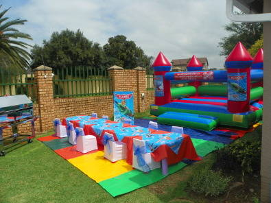 Alberton Jumping Castles Spitbraai Amp Party Hire East