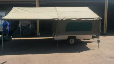 Cool Camping Trailers For Rent  4x4 Trailer Hire  Conqueror Fleet