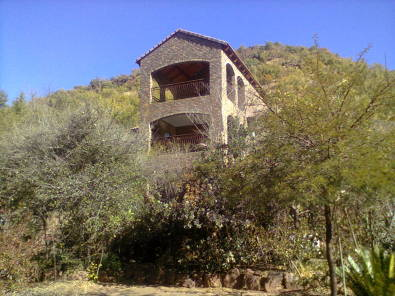 Mountain bushveld stand: holiday or retirement