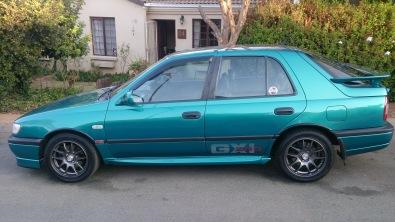 Nissan Sabre 200 Gxi | Randburg | Nissan | Junk Mail ...