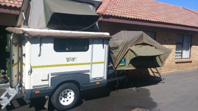 Awesome Jurgens Explorer 2010 Model Off Road Caravan  East Rand  Caravans And Campe