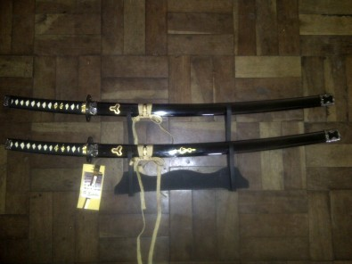 kill bill replica katana for sale. beautifull swords. a must have ...