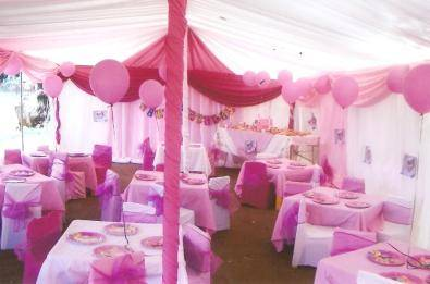 Kiddies Birthday Parties Decor, Kiddies Chairs Etc  Midrand  Event ...